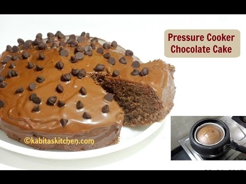 How to Make Cake in Pressure Cooker | प्रेशर कुकर में केक बनाने की विधि | Cake Recipe without Oven