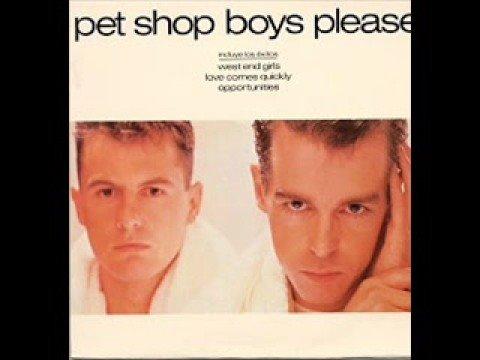 Pet Shop Boys - I want a lover Mp3