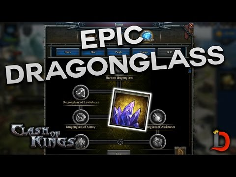 EPIC DRAGON GLASS EXPERT GUIDE (CLASH OF KINGS)