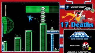 Megaman: Super Fighting Robot Blind/Buster Only/No E-tank Run - Part 03 - Dagger Man