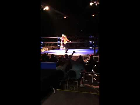 Hot Amateur Female Wrestling