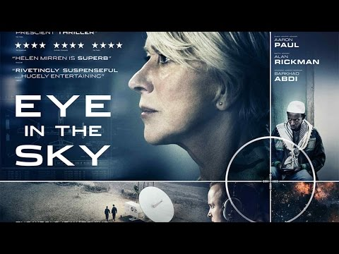 Eye in the Sky 2016 director Gavin Hood  exclusive