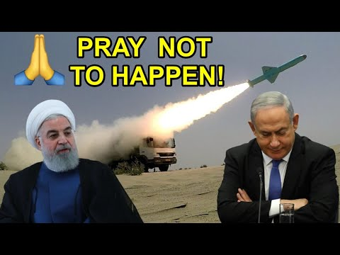 Iran Vs Israel War:Pray To God It Never Happens.Not A War That Should Be Fought If It Can Be Avoided