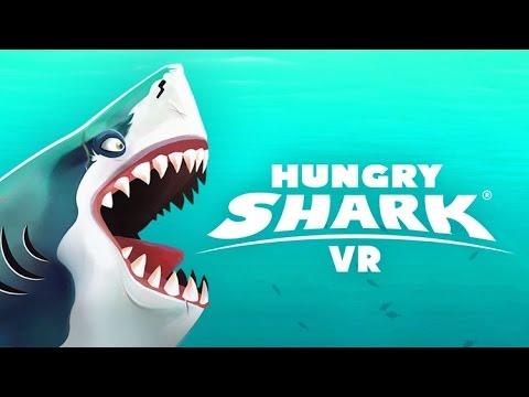 Hungry Shark VR (Google Daydream VR)