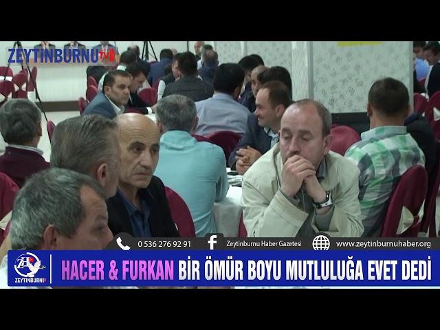 Hacer & Furkan'ın en mutlu günü
