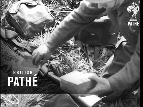 Feeding The Troops (1943)