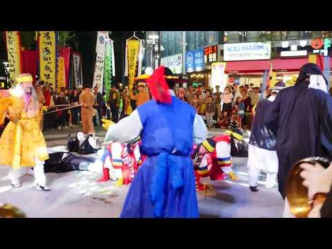 제56회탐라문화제-제주문화가장퍼레이