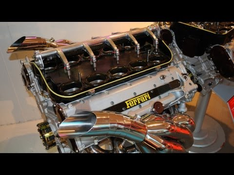 F1 Engine - Explained