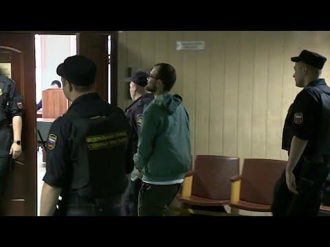 Пресненский суд арестовал шестерых фигурантов уголовного дела о массовых беспорядках в Москве.