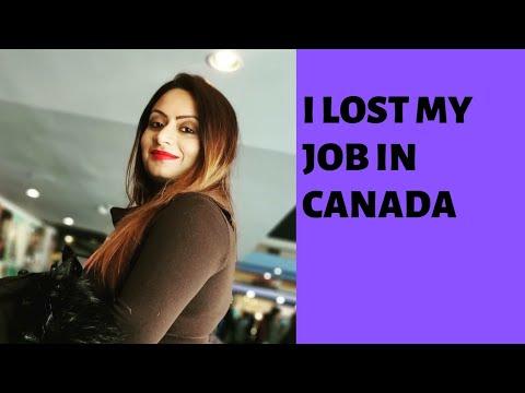 I Lost My Job In CANADA || Harsh Truth Of Job Market In CANADA