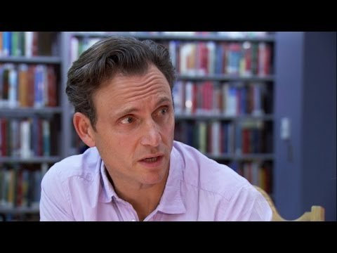 Tony Goldwyn's Political Roots  Who Do You Think You Are?