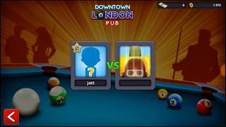 Miniclip 8 Ball Pool Winning Match | How to play 8 ballpool tips, tricks, trickshots in 8 ball poll.