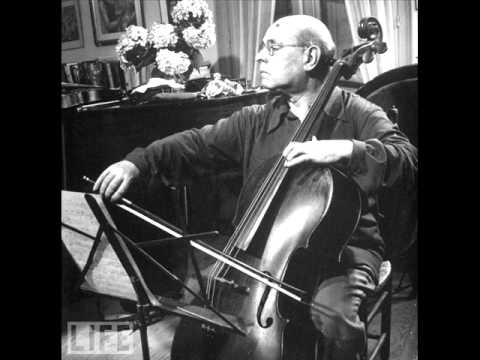 Pablo Casals - Kol nidrei Op 47 - Max Bruch