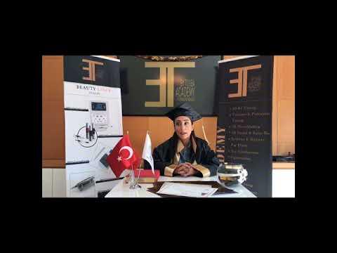 By Tugba Academy - Mezuniyet Konuşması - Arzu Safran