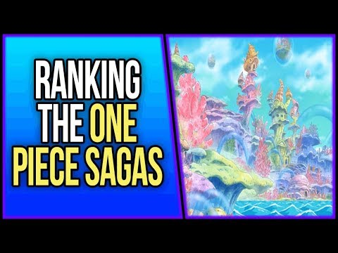 Ranking the One Piece Sagas From Worst to Best  | ワンピース