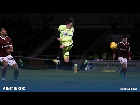 HIGHLIGHTS | Northampton Town vs Peterborough United