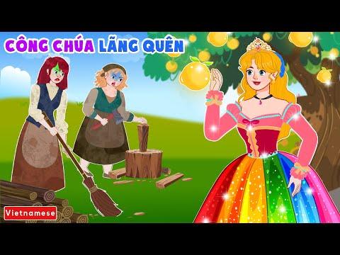 Nàng Công Chúa Lãng Quên 👸 | Truyện Cổ Tích Việt Nam | WOA Fairy Tales