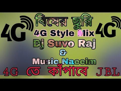 Bisher Churi Jisan Khan Shuvo  4G Style Mix  Dj Suvo Raj & Music Naeeim