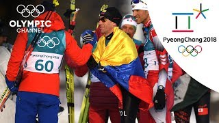Latin Americans show true Olympic spirit at the Freestyle Ski | Winter Olympics 2018 | PyeongChang