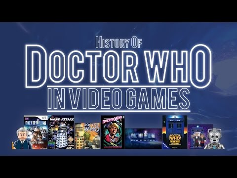 Doctor Who – A Video Game History (Mini-Doco)