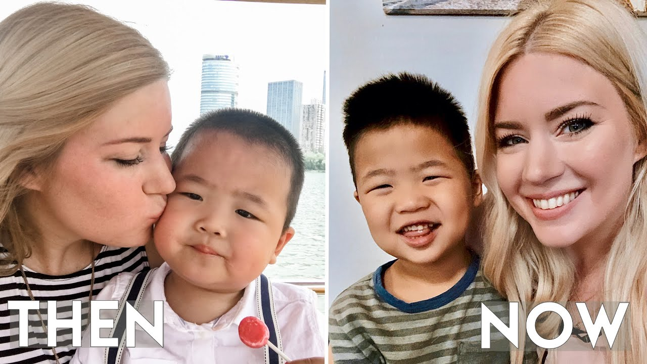THE DAY WE MET OUR SON!! (3 YEARS LATER) 😭