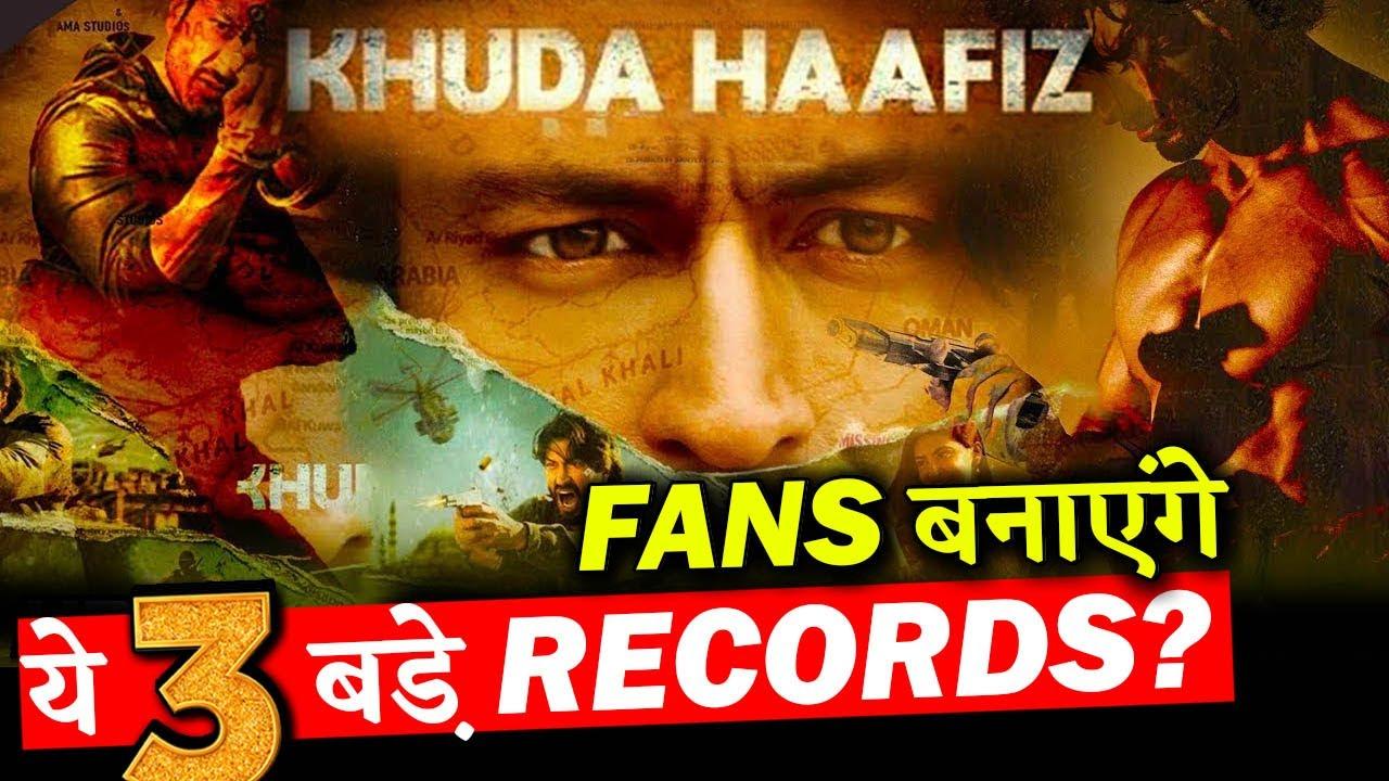 Vidyut Jammal's Khuda Haafiz Will Make These 3 Big Records