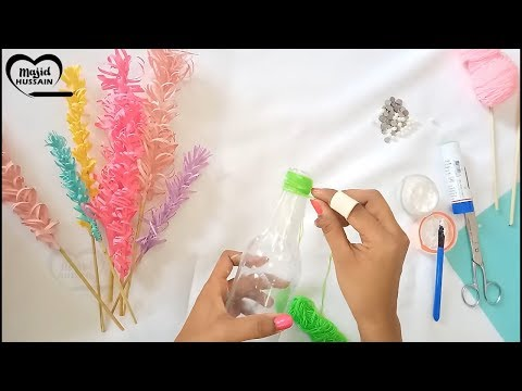 How to make paper flowers for table decoration   DIY Art and crafts Ideas