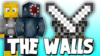 Minecraft - The Walls (Hypixel) - The Quality Quartet!