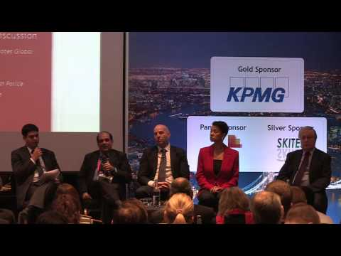 Panel Discussion - GRC in the Boardroom: A C-Suite Panel Discussion