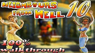 Neighbours From Hell 10 Prince - ALL Episodes [130% walkthrough]