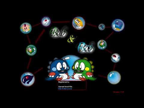Bub & Bob - Intro & Level Music (Classic Mac Game - 1997)