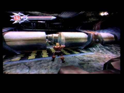 Masters Of The Universe: He-Man, PS2 gameplay.