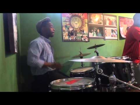 Steel Pulse-Chant a Psalm Drum Cover Lumanyano Unity Mzi