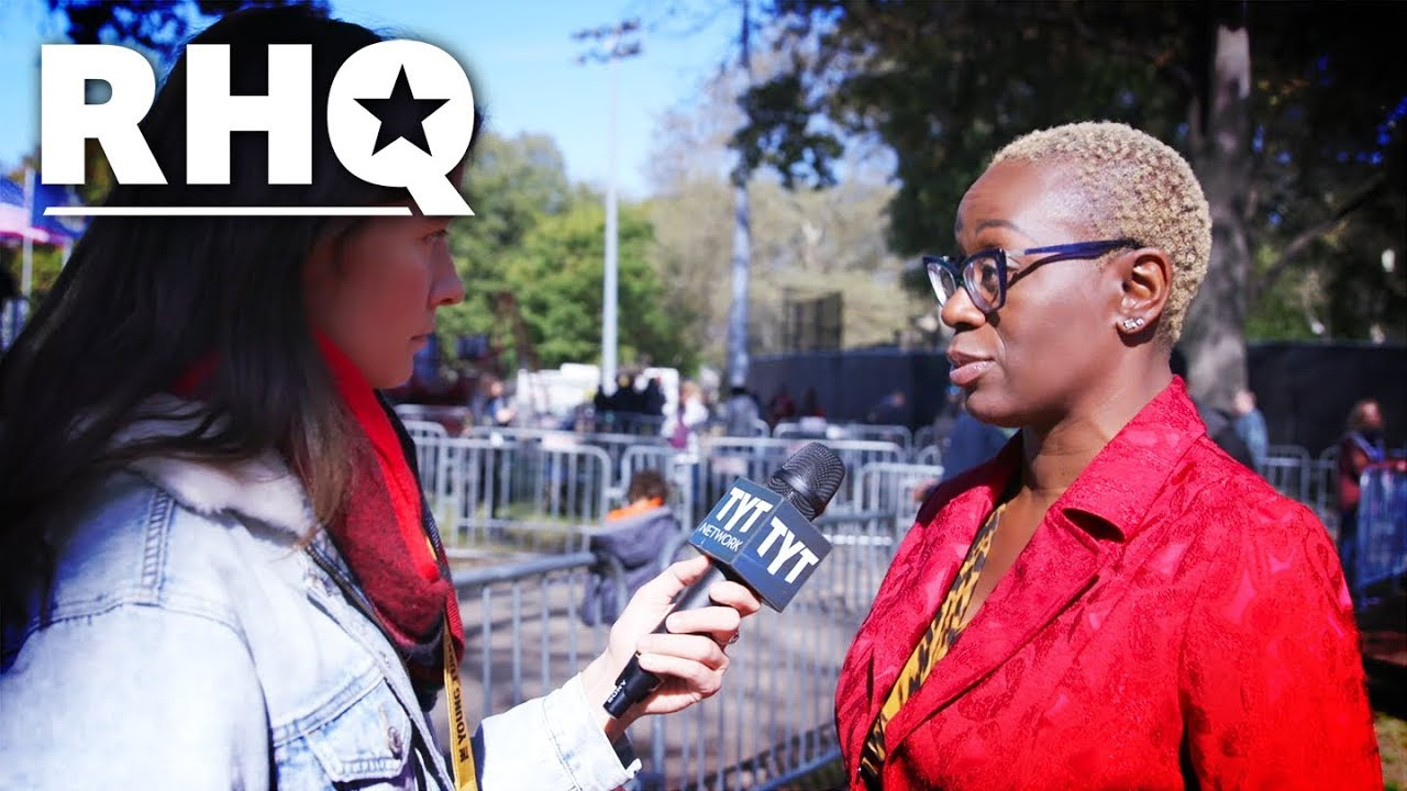 Nina Turner | AOC's Bernie Endorsement IS Feminism