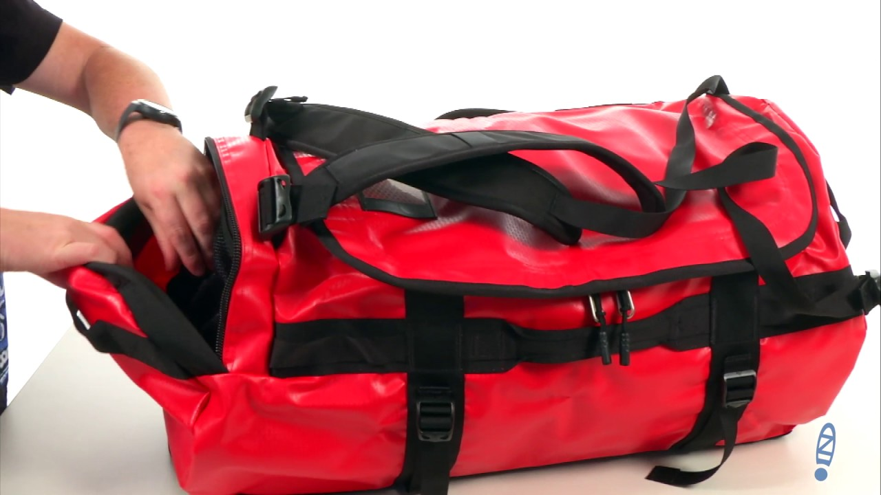 north face duffel m