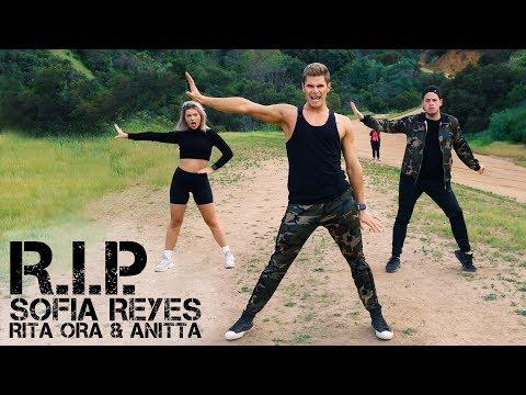 R.I.P. - Sofia Reyes (feat. Rita Ora & Anitta) | Caleb Marshall | Dance Workout