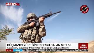 MKE'nin Yeni Müjdesi MPT-55 Dünya'ya Meydan Okuyor!