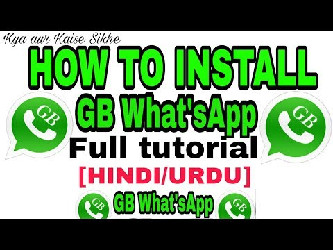 whatsapp gb update