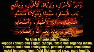 Selawat Nuril Anwar