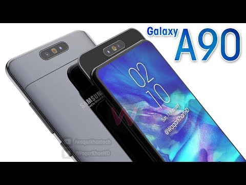 Galaxy A90 (2019) - First Look & Introduction!