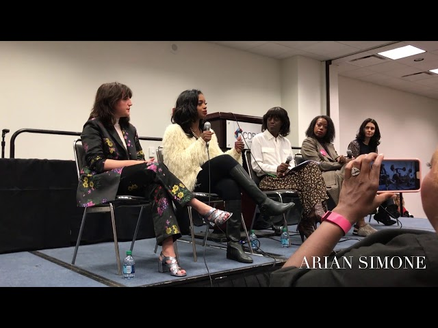Arian Simone Speaks | Women's March Women's Convention 2017