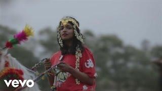 "M.I.A. - Matahdatah Scroll 01 ""Broader Than A Border"""