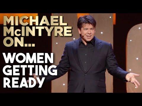 Women Getting Ready | Michael McIntyre