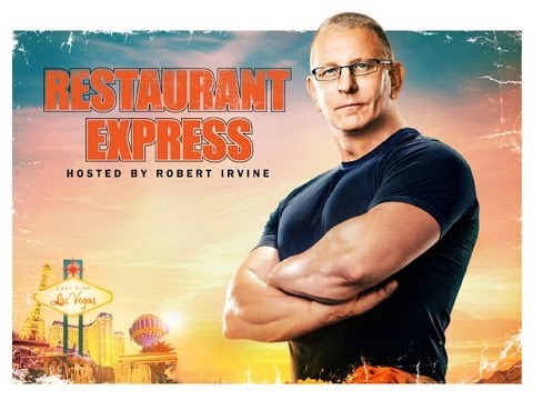 I'm on the Food Network!!! A New Food Network Show, Restaurant Express!!