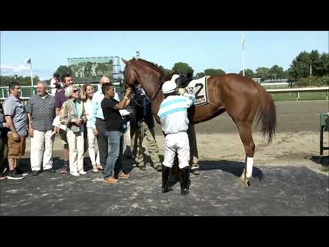 video thumbnail for MONMOUTH PARK 8-25-19 RACE 7