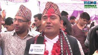 जनताले चाहेमा राजनीतिमा आउन सकिन्छ    Sitaram Kattel (Dhurmus)    Kunjana Ghimire (Suntali)   