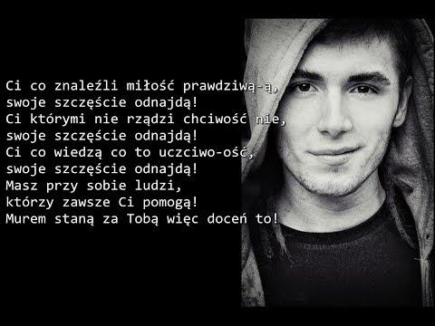 Mesajah feat. Kamil Bednarek -Szukając szczęścia tekst