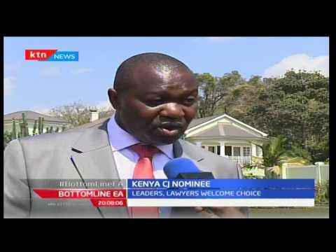 BottomLine East Africa: Uganda MP's Cars, Judge David Maraga is JSC's pick, 23/09/16 Part 1