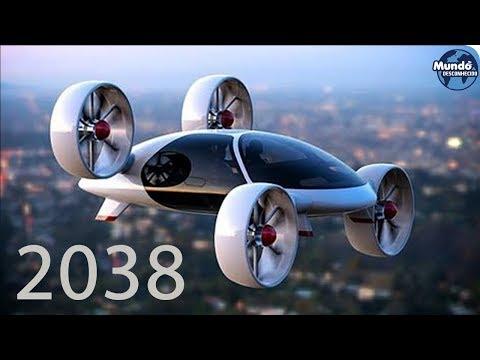 Você vai se surpreender com estes carros do futuro!