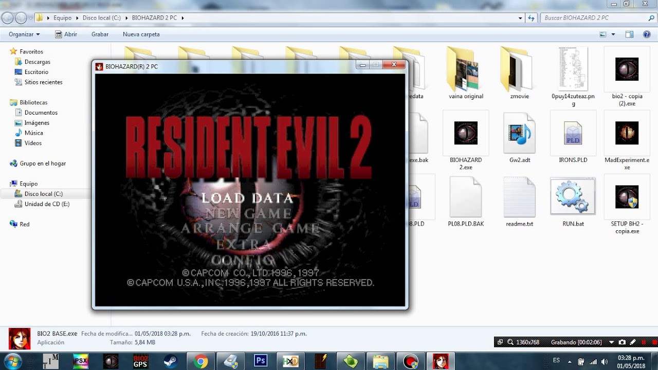 Resident Evil 2 Windows game - Mod DB